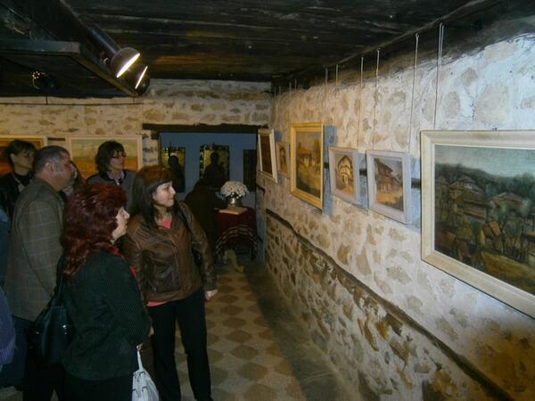 Вековен юбилей, отбелязан с изложба
