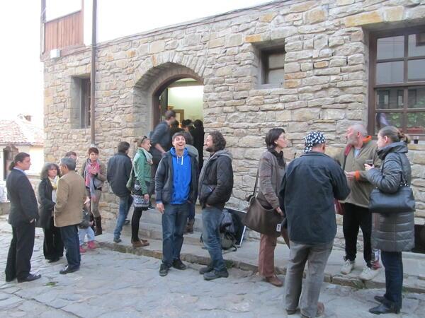 Нов културен център отвори врати във Велико Търново