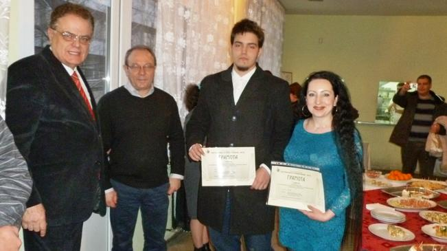 Русенски ученици на престижен математически форум в Москва