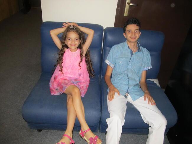 Най-пеещото семейство в Търново - Тони, Деси и Светльо
