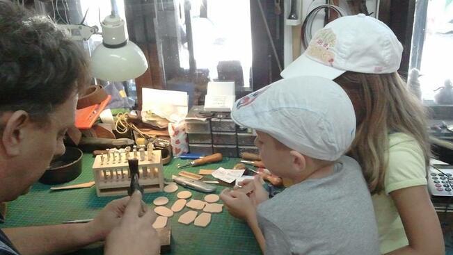 Лятно училище по занаяти - една идея с бъдеще
