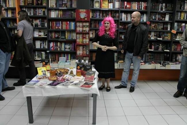 Професия книжар - с отношение към хората и книгите - II част