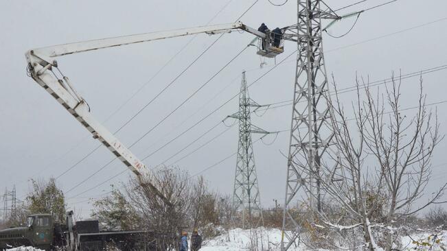 Без ток в Русенско за два часа