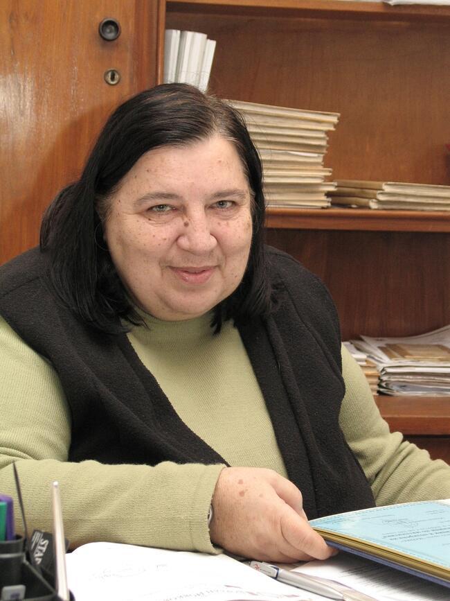 """Е. Аврамова: """"Математикът е поет по душа"""""""