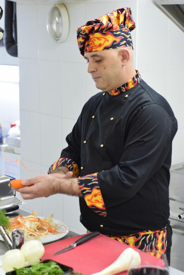 Станимир Радичев: Готвенето е любов