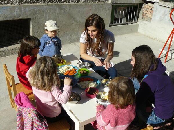 Родителският кооператив - щастие за мама и детето