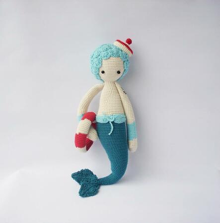 Плетените играчки на Деси Димитрова носят душа