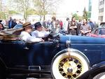 82 ретро коли от цялата страна и Румъния показаха в Русе