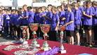 Спортната инфраструктура във В.Търново се изгражда приоритетно