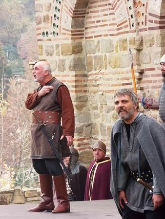 Въстанието на Петър и Асен беше провъзгласено за втори път + СНИМКИ