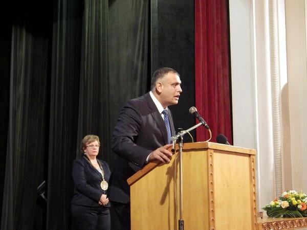 Новият кмет на Ловеч положи клетва