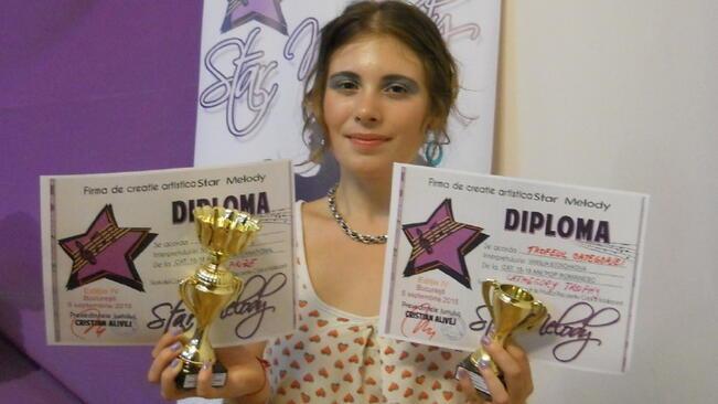 Горнооряховка с три престижни музикални награди