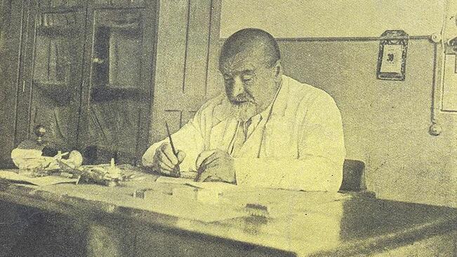 """""""Да научим повече"""": 145 г.от рождението на д-р Параскев Стоянов, известен хирург и изследовател на Ловешко"""