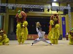 Над 2000 великотърновци посрещанаха китайската Нова година +СНИМКИ