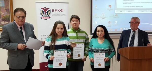 Русенски математици с 6 първи места в престижен конкурс