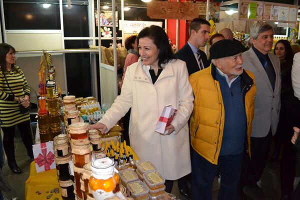 Българският мед е високо признат и търсен продукт в чужбина