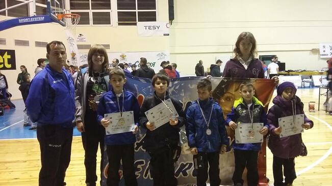 Горнооряховски таекуондисти с 11 медала