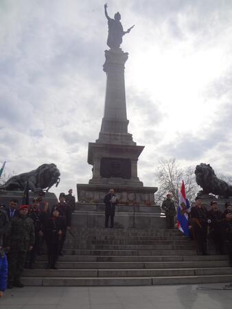 Ст. Бурджиев: От 3-ти март се правят първите стъпки към суверенна България + СНИМКИ