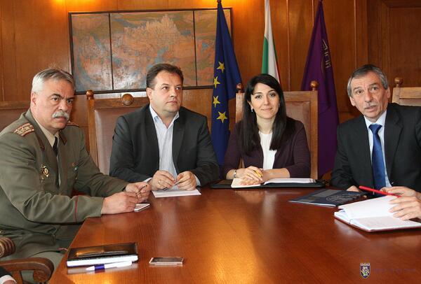 Нови възможности за сътрудничество на В.Търново с Азербайджан
