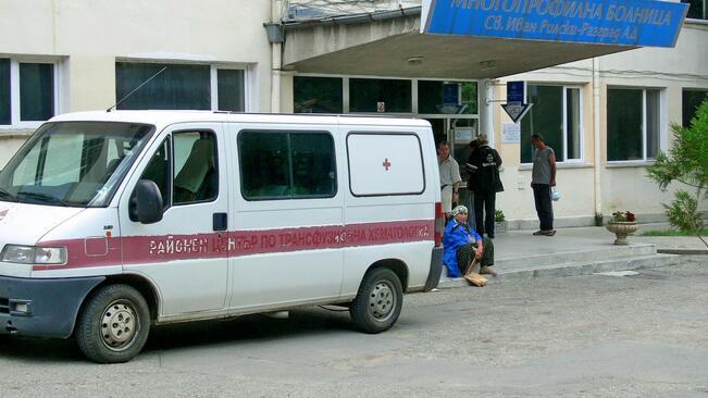 Трима пострадаха при ПТП между Борово и Две могили