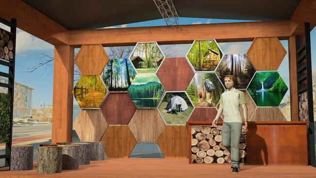 Пътуваща изложба показва красотата и ползата на българските гори