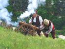 Плевенски патриоти участваха в историческата възстановка в Панагюрище