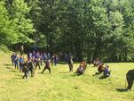 С историческа възстановка почетоха жертвите от Априлското въстание в Севлиевския край