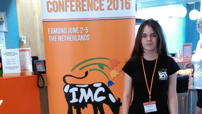 Ученички от Русе и Варна представиха България на Международна метеорна конференция