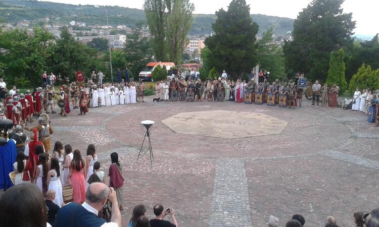 """Над 200 ренеактори се включиха в 12-ото издание на фестивала """"Орел на Дунава"""""""