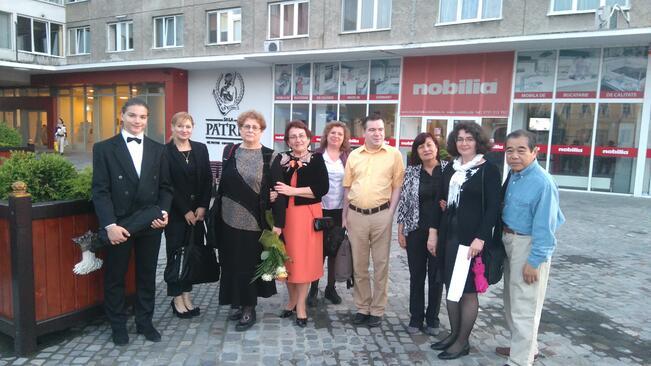 Флейтист от Русе впечатли румънската публика
