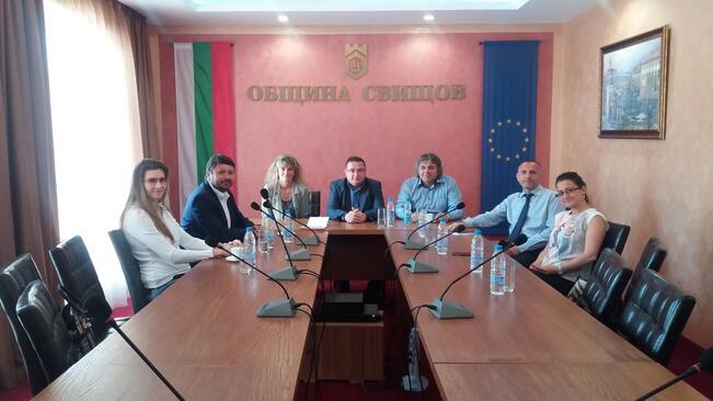 Свищов разширява сътрудничеството си с Италия
