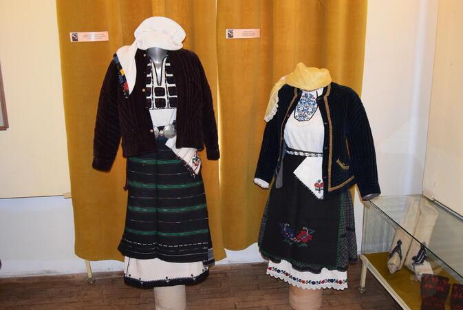 Български носии от различни краища на страната гостуват през лятото на Историческия музей в Г.Оряховица