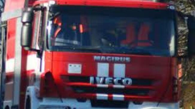 70-годишен мъж загина при пожар в с.Поручик Гешаново