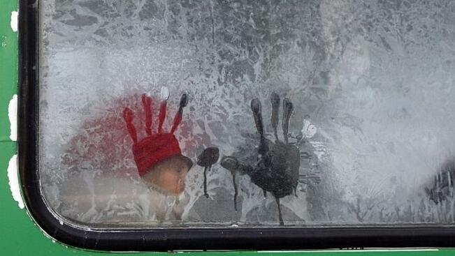 Мразовито време в Северозапада