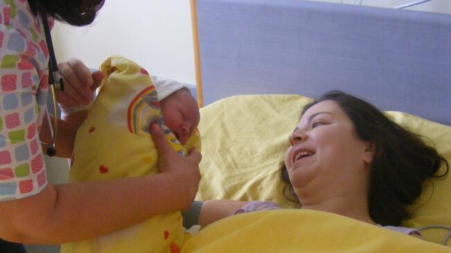 """Дни на отворените врати за бъдещи родители в МБАЛ """"Медика Русе"""""""