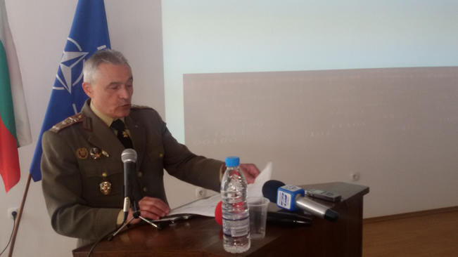 Конференция за киберсигурност във военното училище