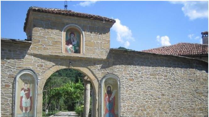 Килифаревски манастир