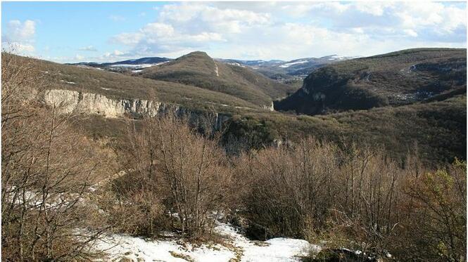 Еко пътека Via Ferrata