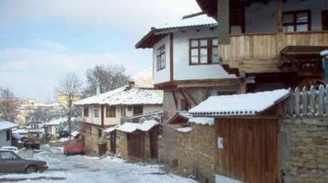 "Архитектурно-исторически резерват ""Вароша"""