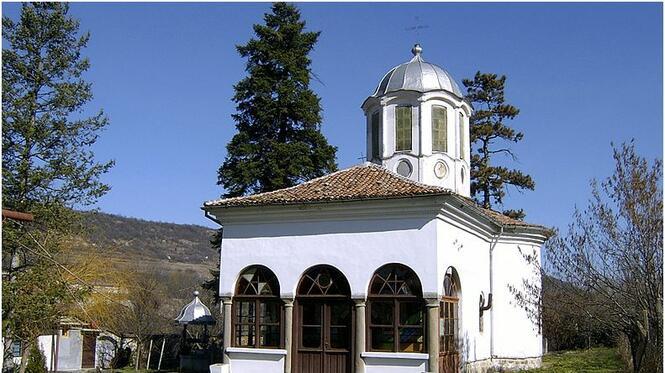 """Присовски манастир """"Св. Панталеймон"""""""