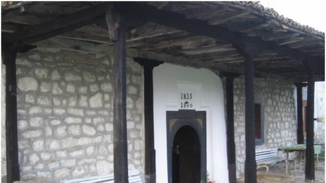 """Манастир """"Свето преображение Господне"""" - село Марян"""