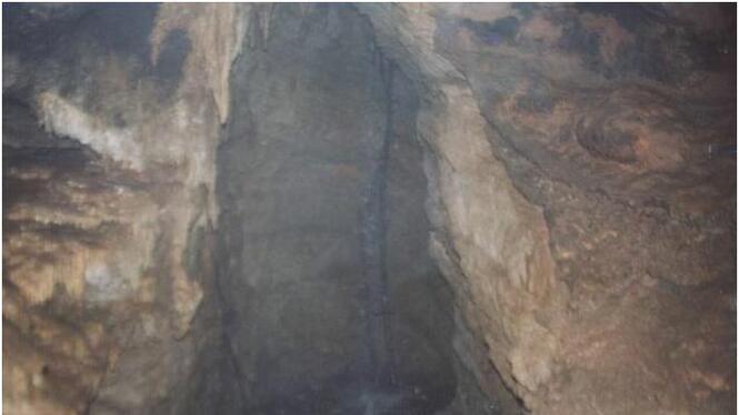 Пещерата Голямата яма