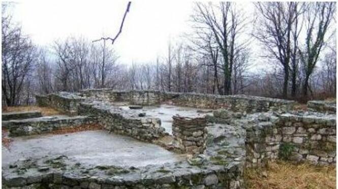 Крепостта Градище