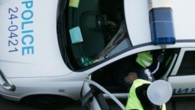 Проведени специализирани операции по контрол на пътното движение