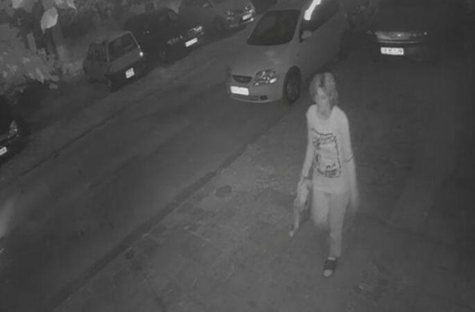 Агресивна блондинка вилнее в центъра на Варна