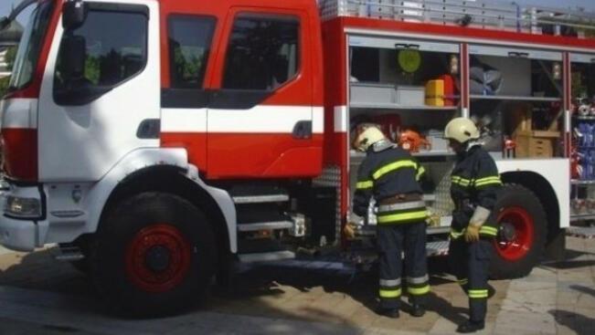 Психично болен предизвика голям пожар