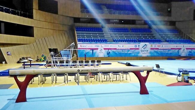 Елитът на световната гимнастика идва във Варна