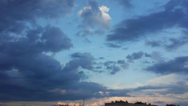 Днес облачността ще е променлива, максималните температури ще са между 21° и 26°