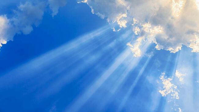 Ще бъде слънчево с разкъсана висока облачност