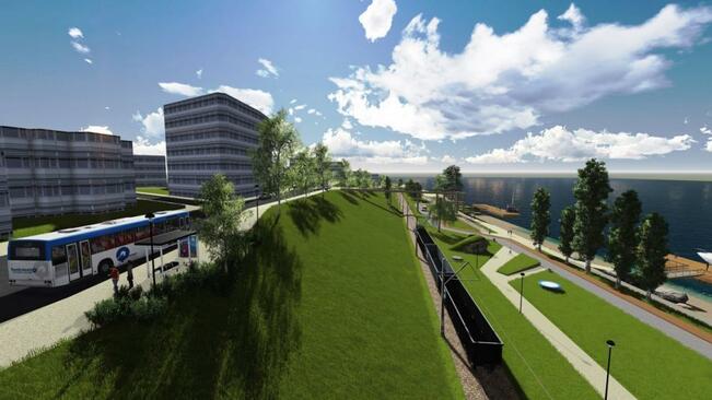"""Втори етап на проект """"Интегрирана система за градски транспорт на Русе"""""""